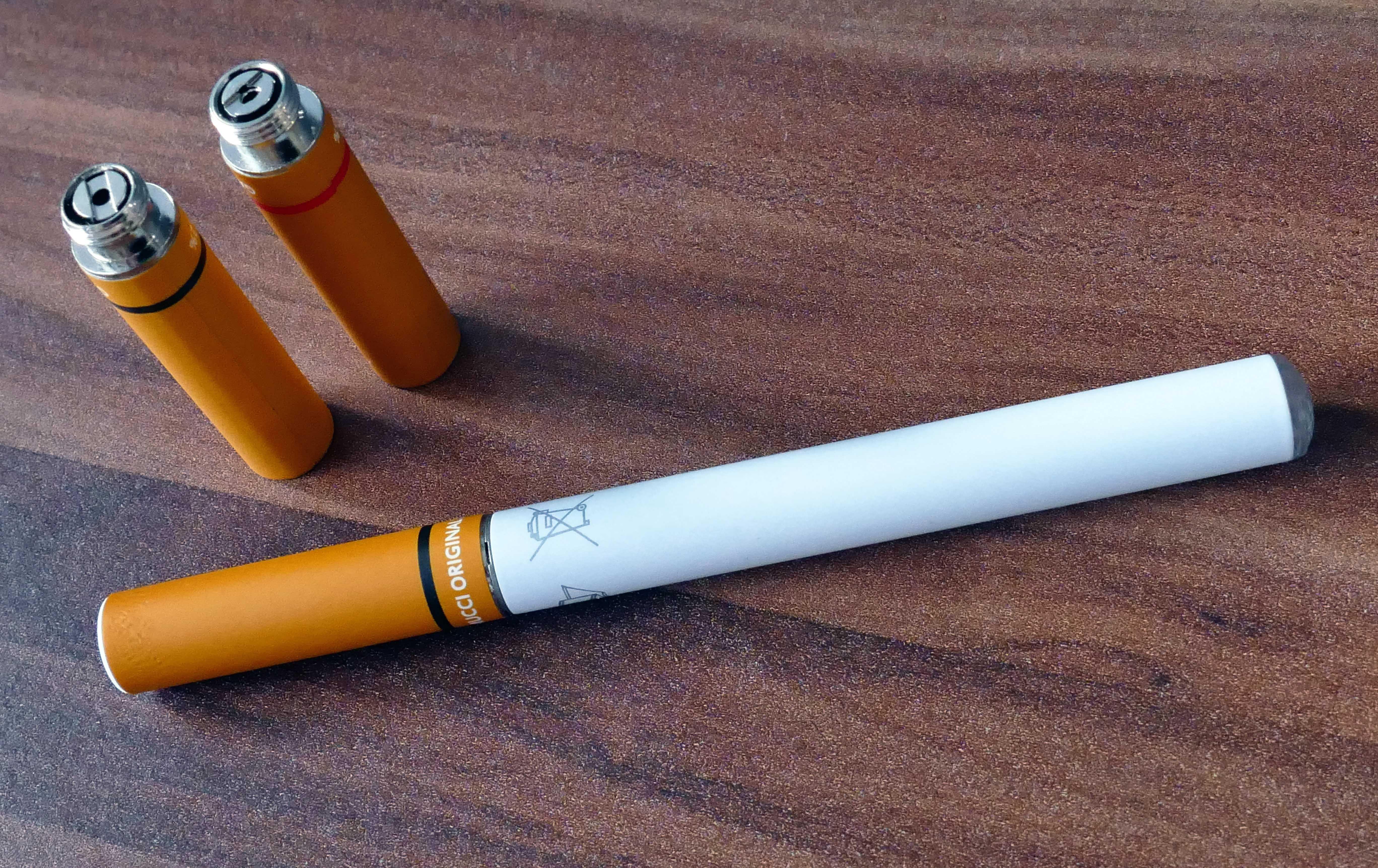 Design Zigarette Bild