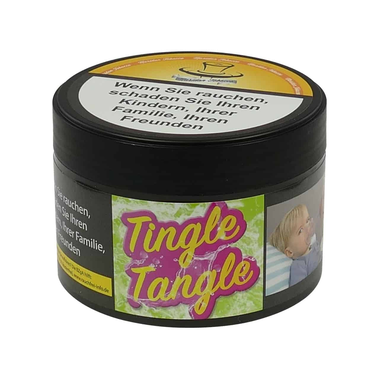 Tingle Tangle Shisha Tabak Grapefruit Limette