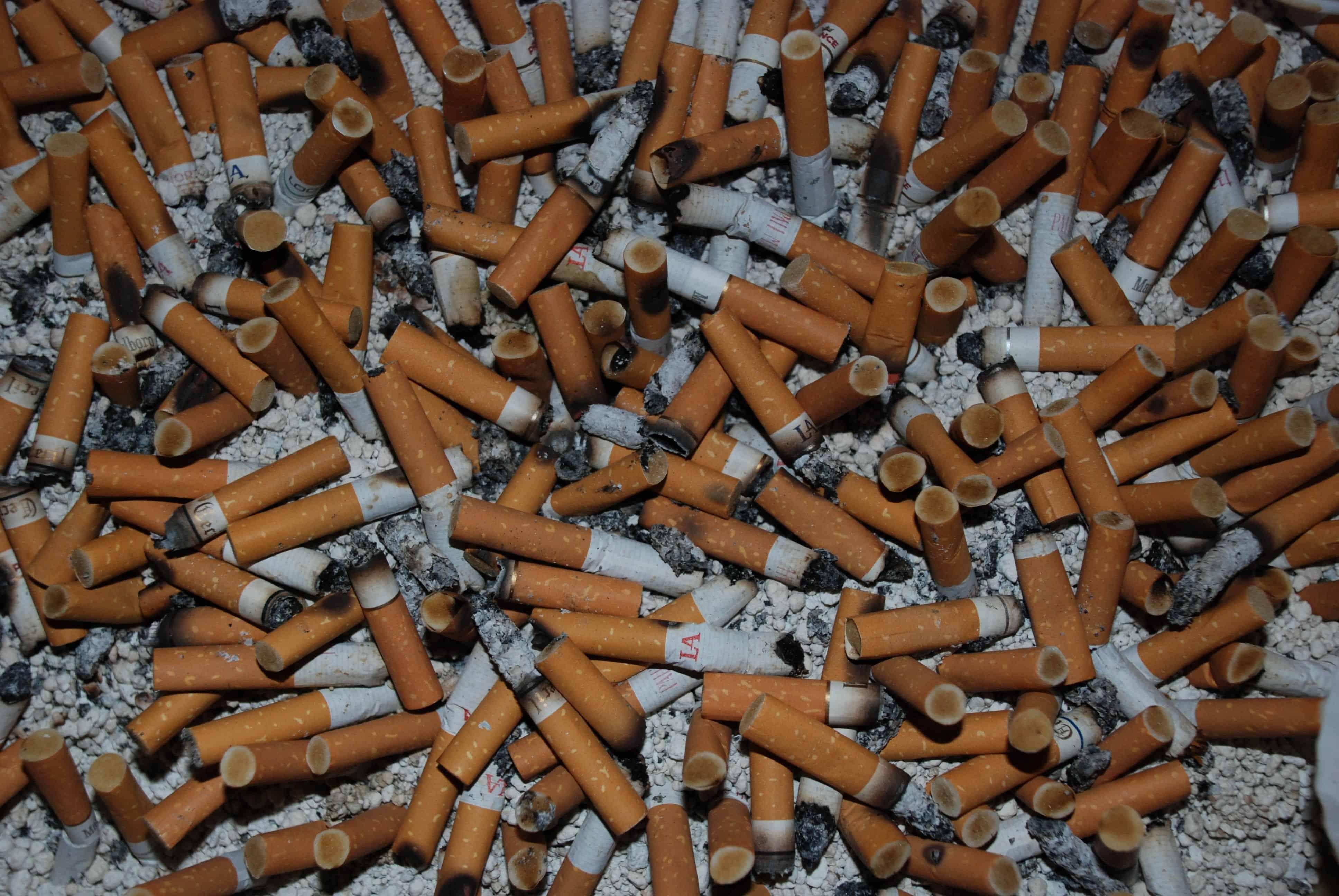 Zigaretten viele