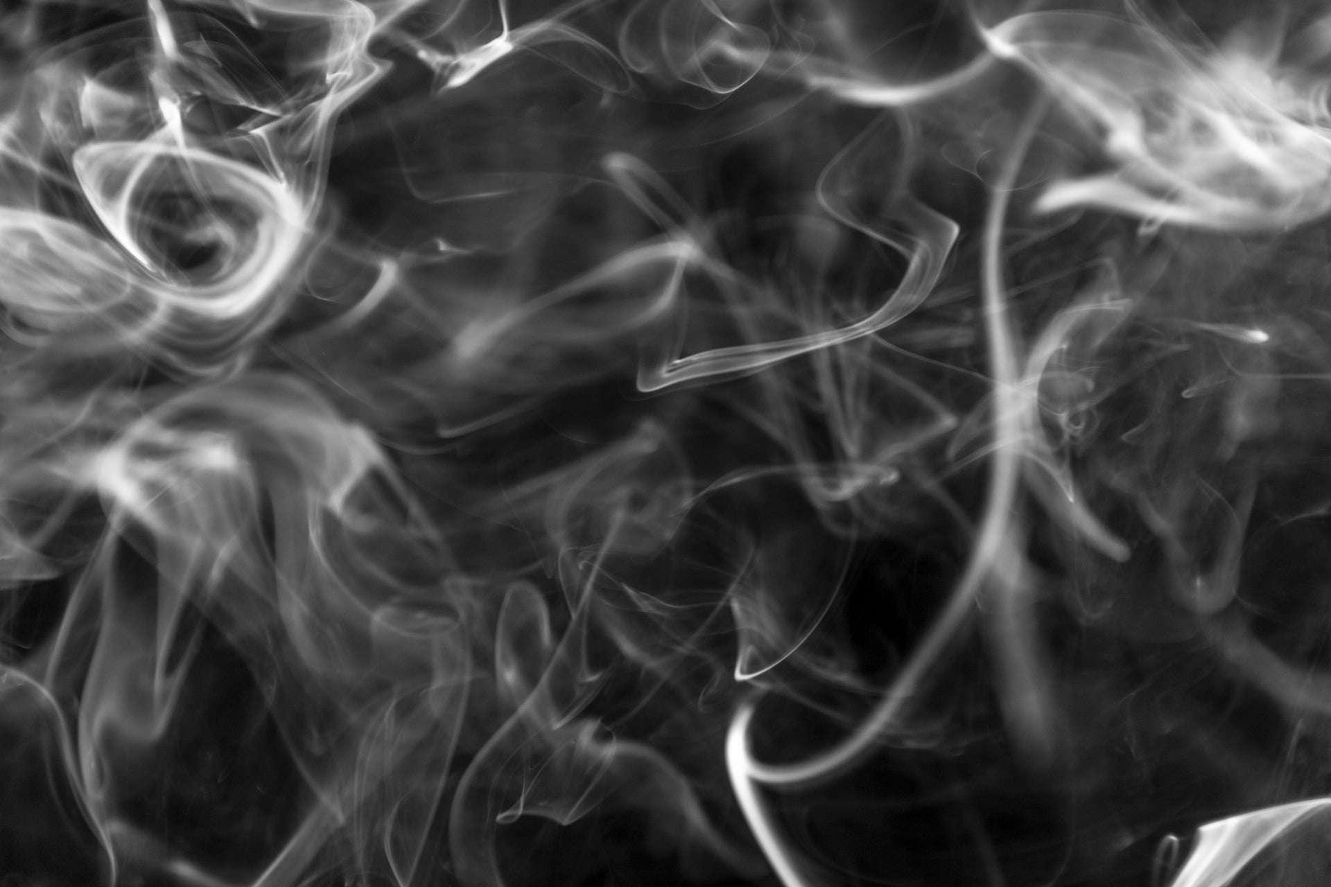 Rauch Schwarzweiss