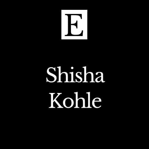 Shisha Kohle