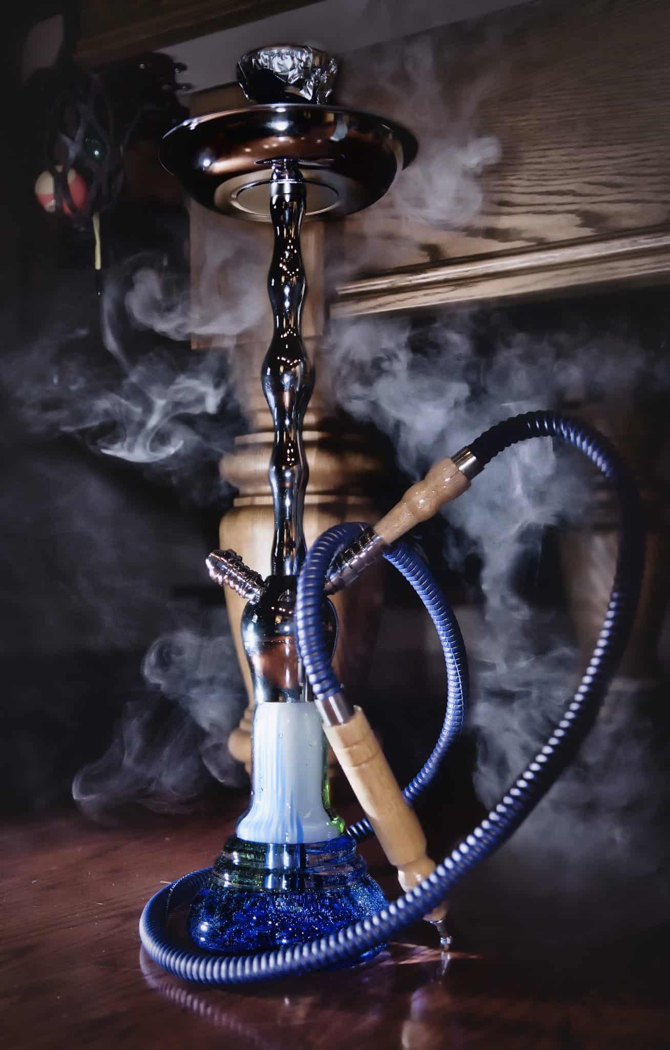 Aladin Shisha in blau