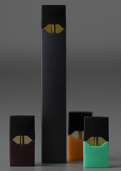 JUUL E Zigarette mit Pods